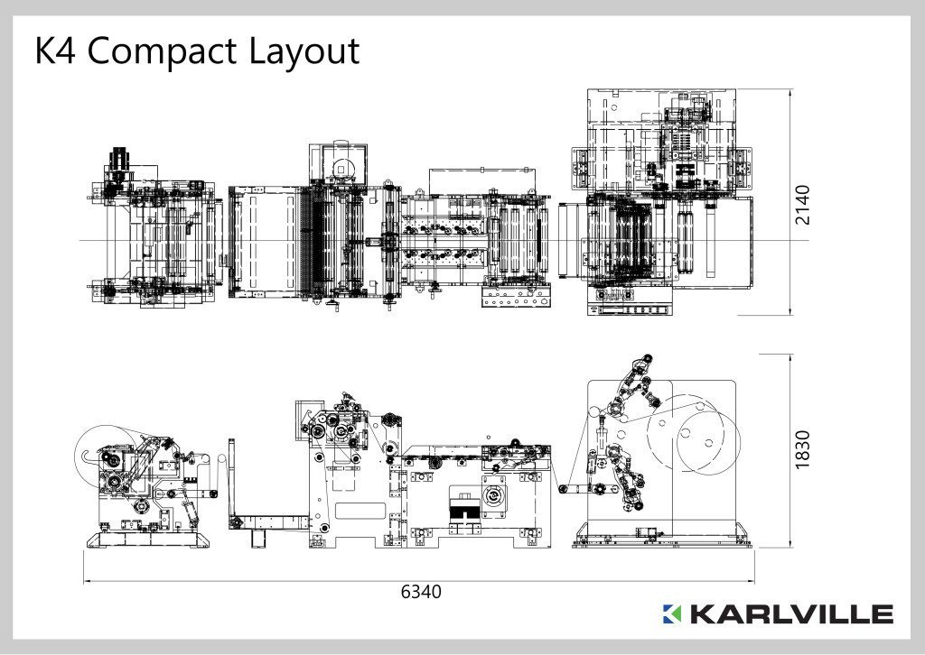 K4- Compact Layout