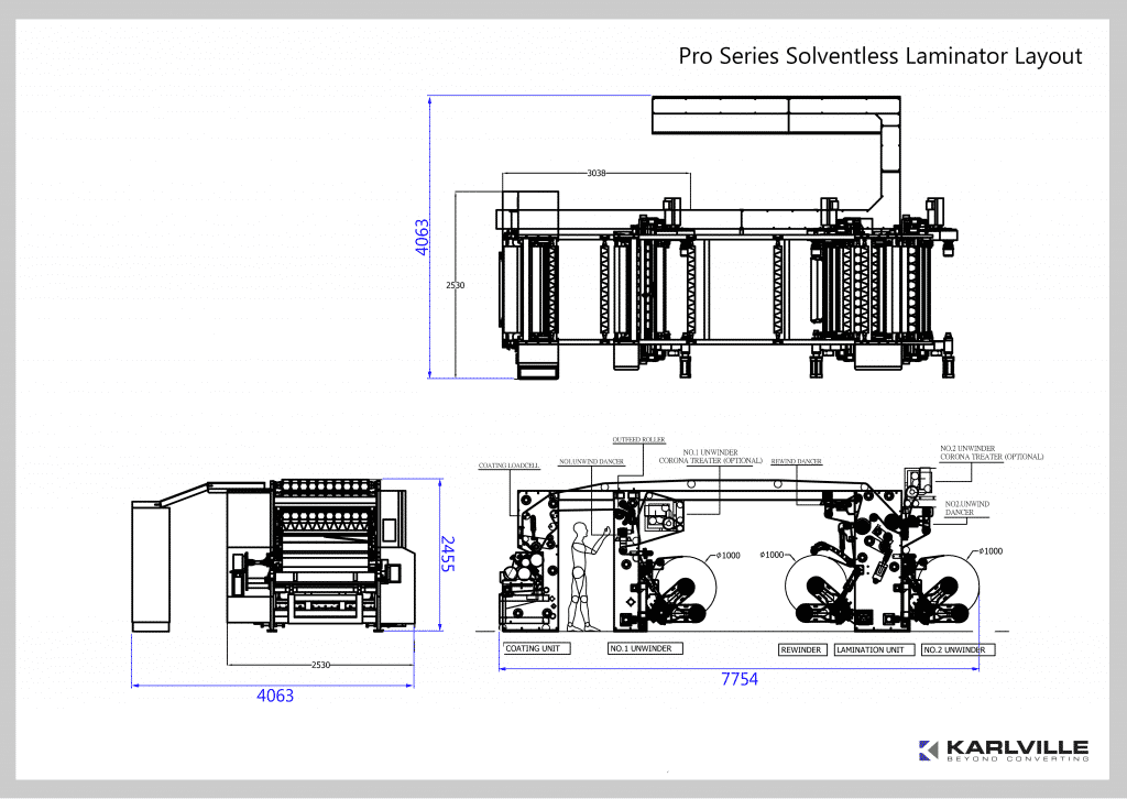 Pro Series Solventless Laminator