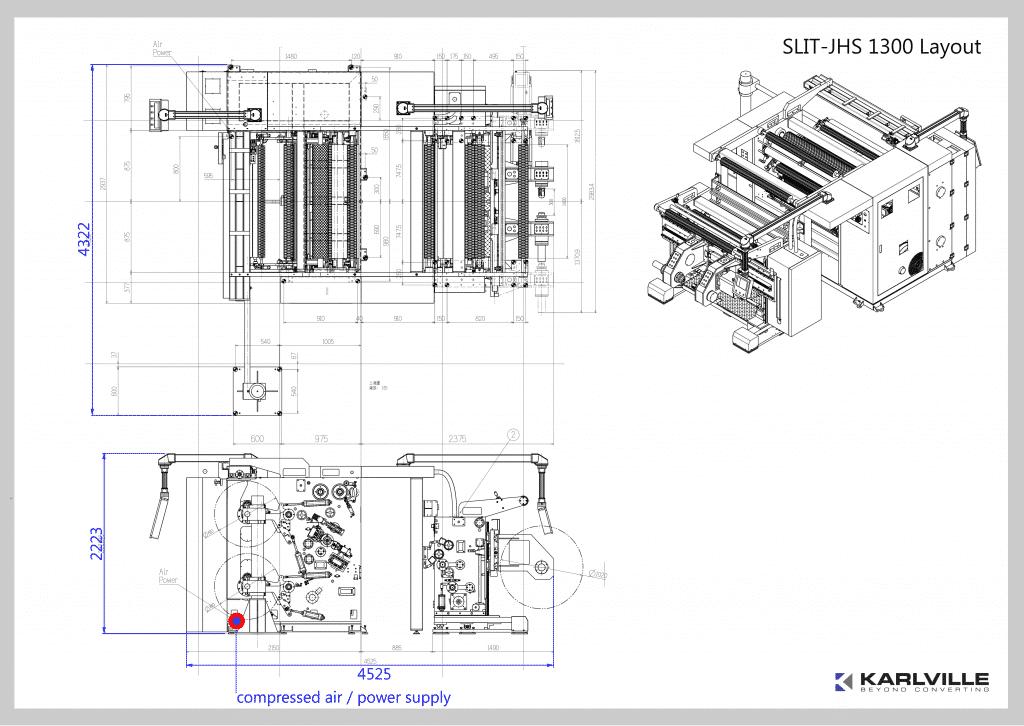 SLIT JHS 1300