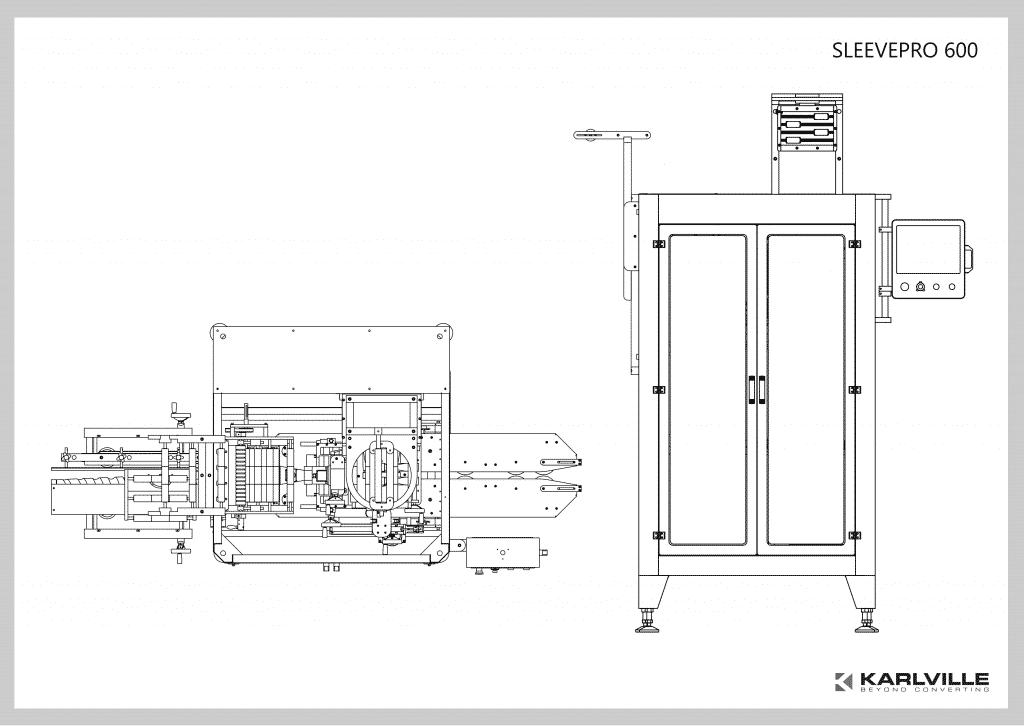 Sleevepro 600