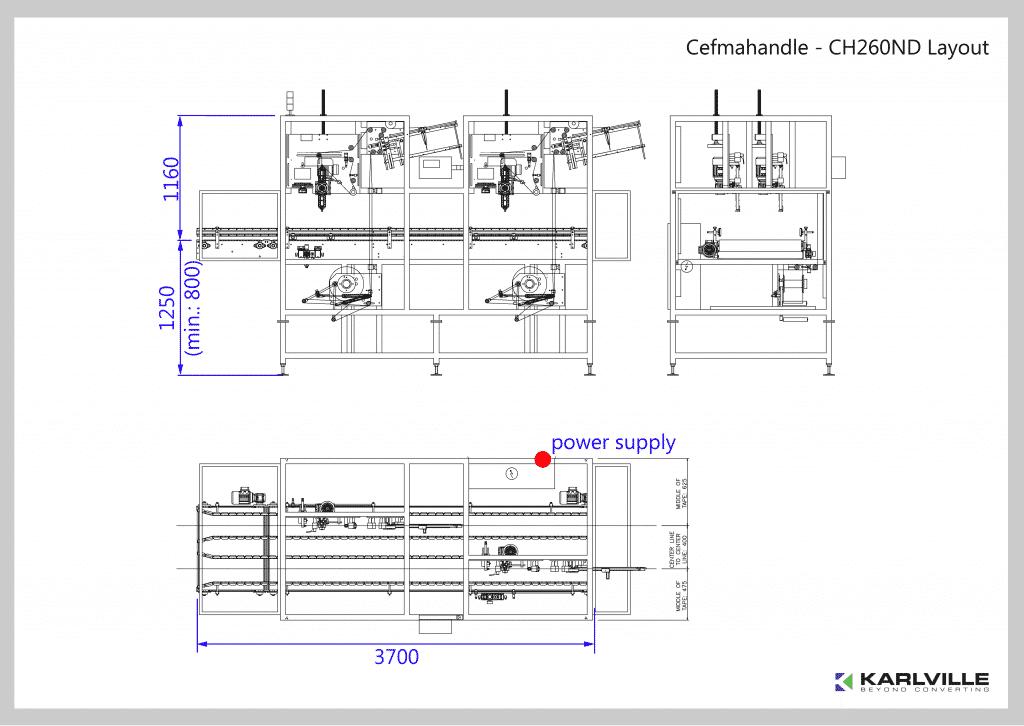CH260ND