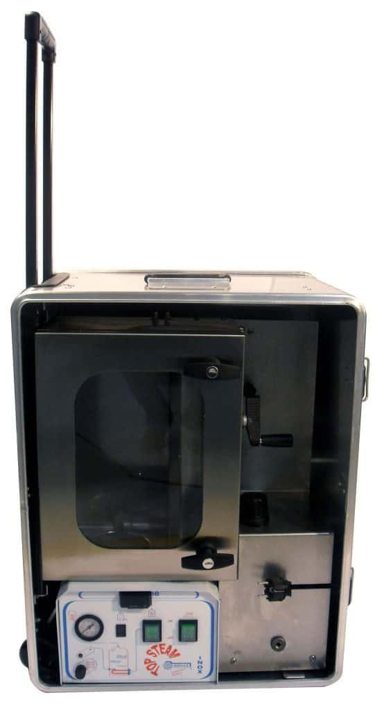 SteamBox Machine