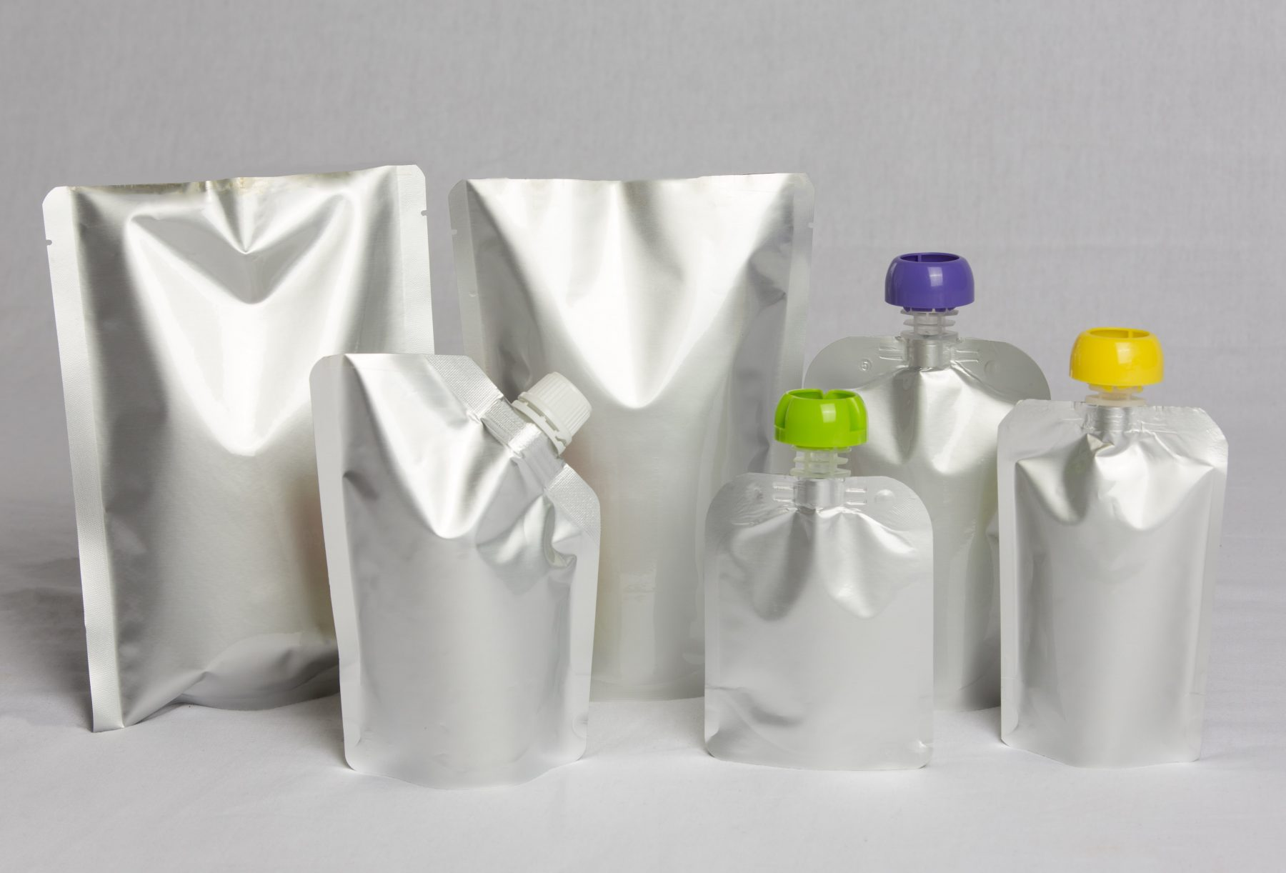 packaging trends, types of flexible packaging